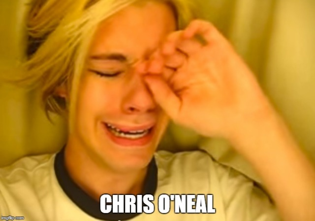 CHRIS ONEAL