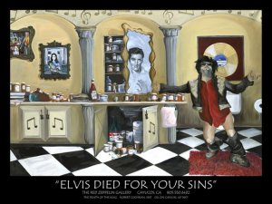 elvisposter