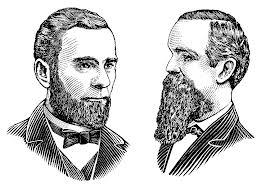 L.: Stu Smith. R.: Charles F. Smith