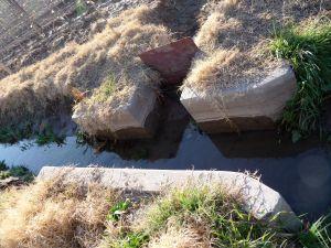 Meltwater irrigation