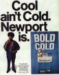 If I smoke Newport, will Ibecome as fly as this dashiki-wearing Afro-American?
