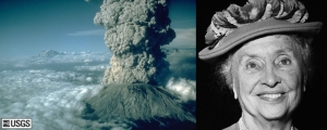 If Mt. St. Helen Keller erupted and nobody but Helen Keller was around, would it make a sound?