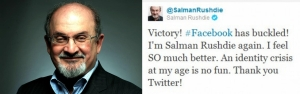 Sorry, Salman baby; a pair of horns and you DO look like Satan.