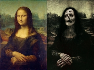 Curators at the Louvre worry that the oils in the painting appear to be breaking down more rapidly than in the past.