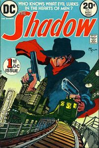 The Shadow knows... Or, maybe not.