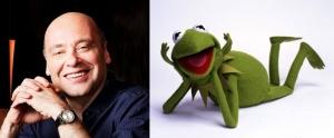 L.: Michael Green R.: Cuisses de grenouilles on the hoof.