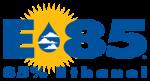 E85 logo