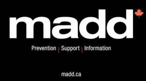 MADD canada