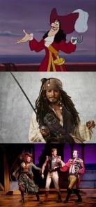 Clipboard pirates
