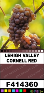 I guess 'Pinot Lehigh Valley Cornell Red' was too long.