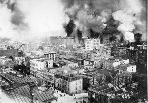 San Francisco, 1906