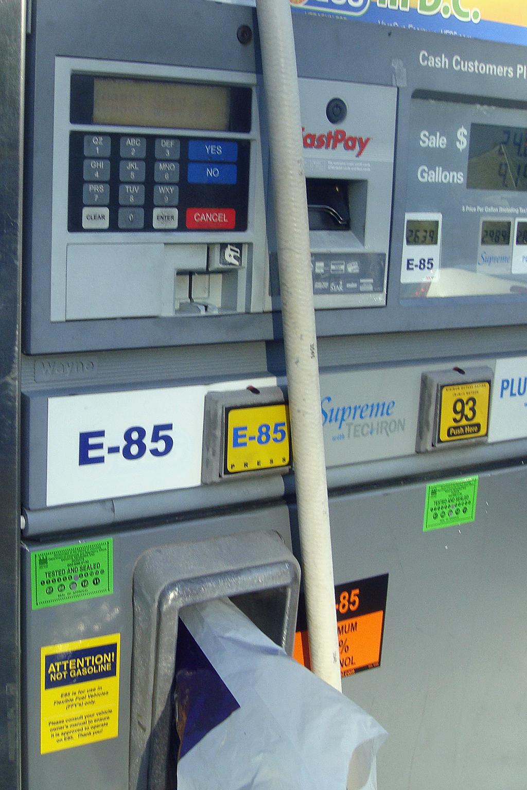 E85 Gas Stations >> Gas Station E85 Gas Station