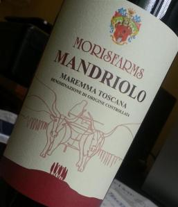 Moris Farms Rosé 'Mandriolo'