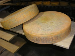 Raclette wheels