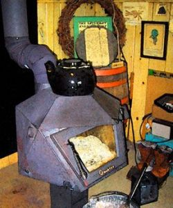 Boskydel-stove