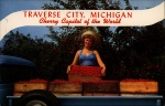 traverse city post card