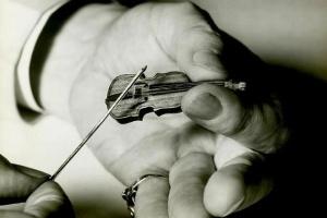 pity violins