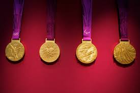 five gold medals