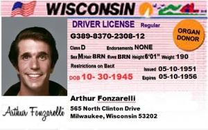 My fake ID worked like a charm.