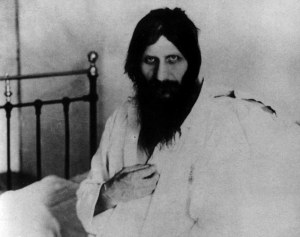 I can't find a photo of Guy Accad, so here's one of Rasputin