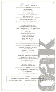 dinner-menu-