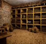 Jefferson's wine cellar
