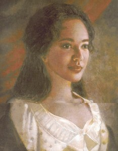 Sally Hemings.  Coulda done worse, Tom
