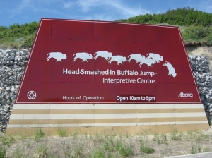 Head Smashed In Buffalo Jump Winery