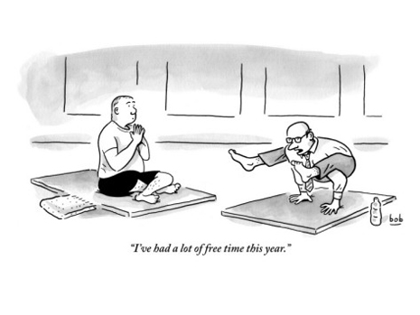 new yorker yoga