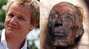 Ramsay vs. Ramses Wrinkle Contest