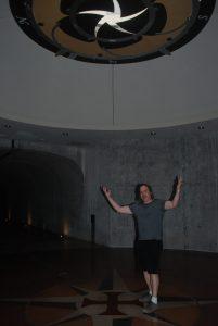 Sean in the Oculus