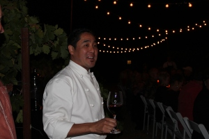 Chef Warren Ito