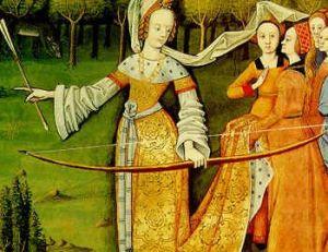 Medieval figures